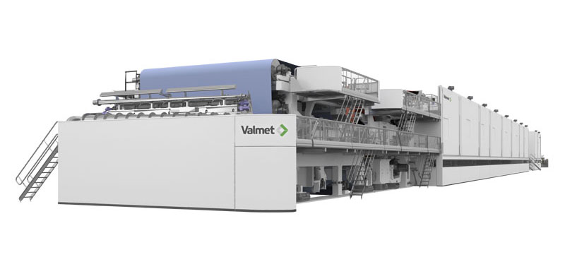 Valmet OptiConcept M containerboard machine