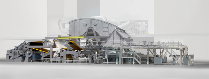 Valmet to supply two Advantage NTT tissue production lines to Sofidel's Greenfield mill in Ohio ...