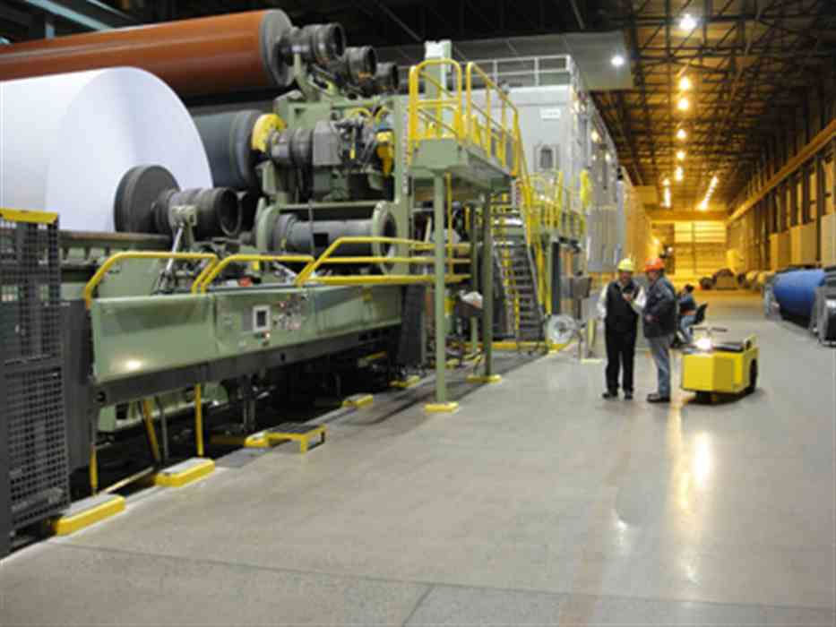 Domtar idling Kingsport paper mill to reduce inventory