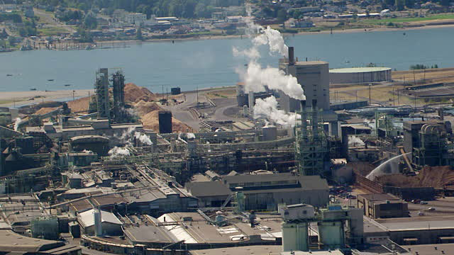 Weyerhaeuser completes divestment of its Longview mill